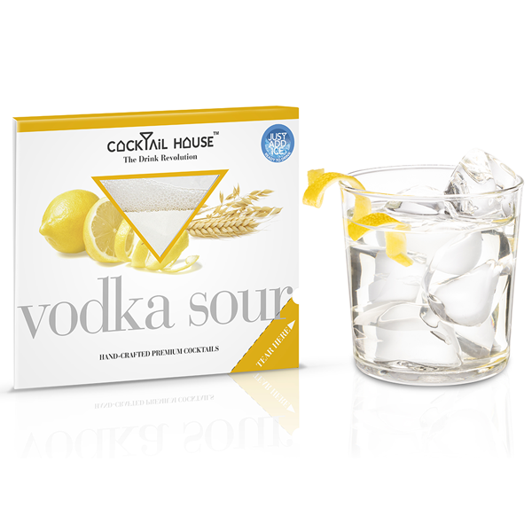 COCKTAIL VODKA SOUR